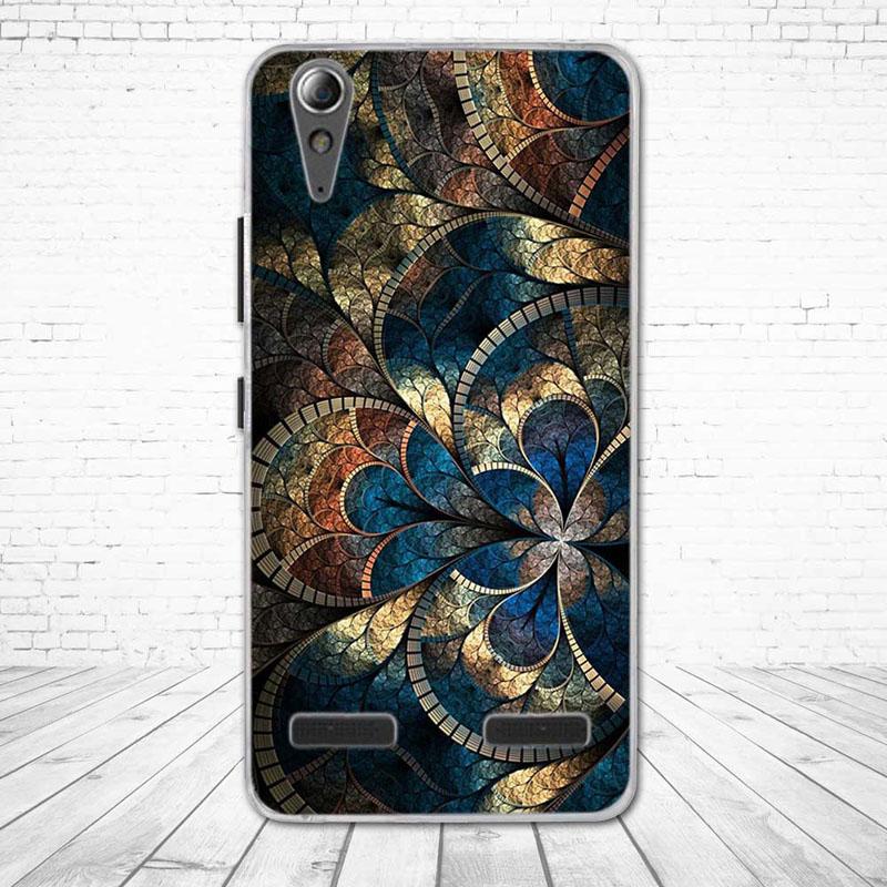 """Miękkiego silikonu case wydrukowano phone tylna pokrywa dla lenovo a6010 & a6000 & dla lenovo lemon k3 k30-t skóry pokrywa 5 """"K 3 A 6000 6010 18"""