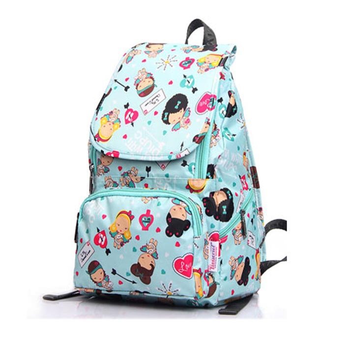 Aliexpress.com : Buy Top Designer Full Printing Kids School Bag ...