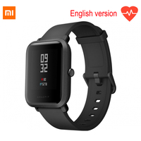 English Version Original Xiaomi Huami Amazfit Bip BIT PACE Lite Youth GPS Smart Watch Mi