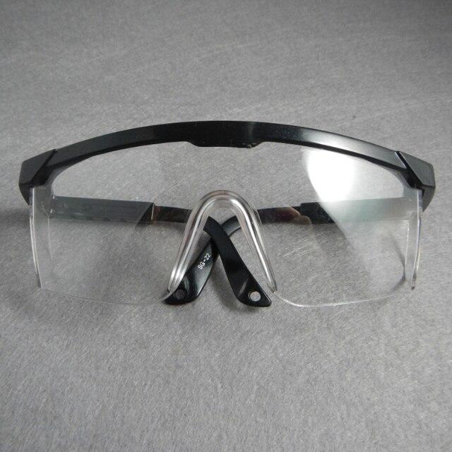 2 Pcs Baru Kacamata Pelindung Mata Kacamata Hitam Pelindung Medis