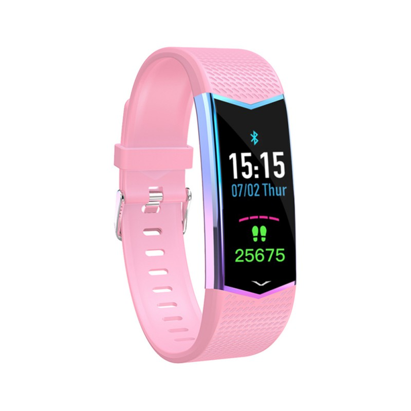 LV08 0.96inch Color Screen Blood Pressure Smart Wristband Activity Tracker Sports /Fashion Waterproof Fitness Bracelet