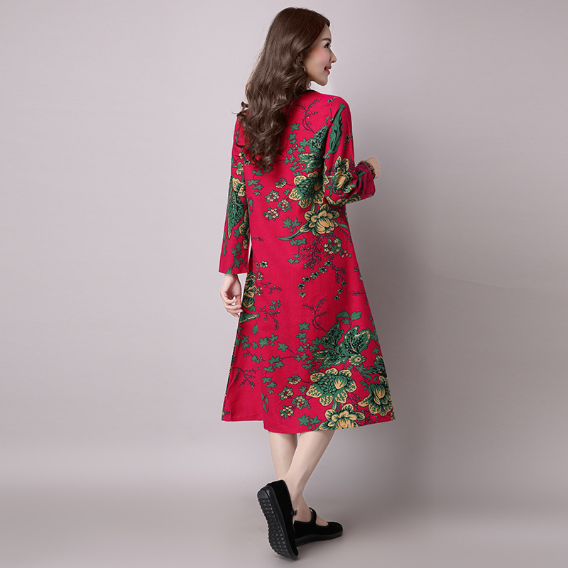 849cfa71a5f Pregnancy Women s T Shirt Dress Plus Size Maternity Dress Long Sleeve Loose  Pregnant Women Dress Vestido Robe CE331-in Dresses from Mother   Kids on ...