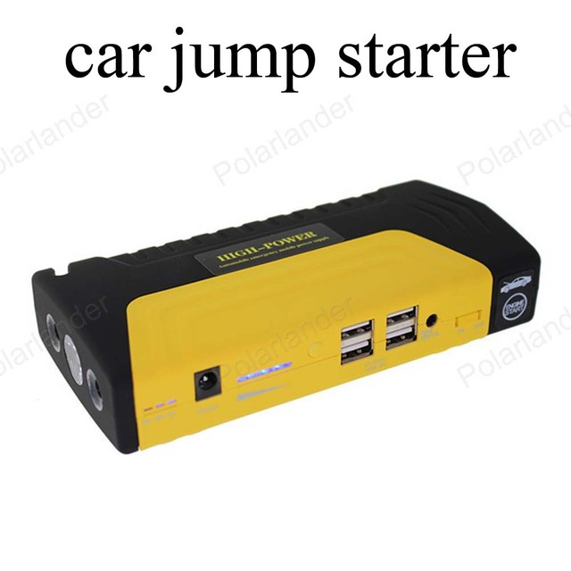 hot sell Car Jump Starter 68800m Vehicle AUTO Engine Booster Emergency Start Battery Portable Charger Power Bank for Electronics
