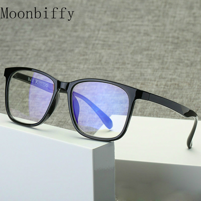75cc495d7ae Blue Light Blocking Glasses Men Women Anti Radiation Coating Film Blocking  Ray From Computer Phone for Work Home Gaming