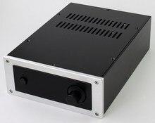 Wa49 полный Алюминий корпус/Мини Amp случай/усилитель мощности коробка/Шасси DIY