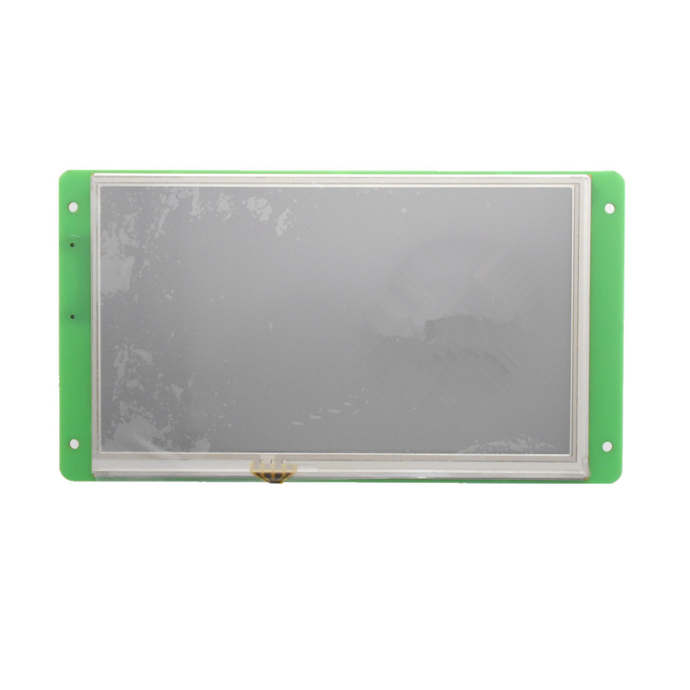 DMT80480C070 04WT 7 inch serial port screen Resistive touch screen LCD module configuration DMT80480C070 04W DMT80480C070