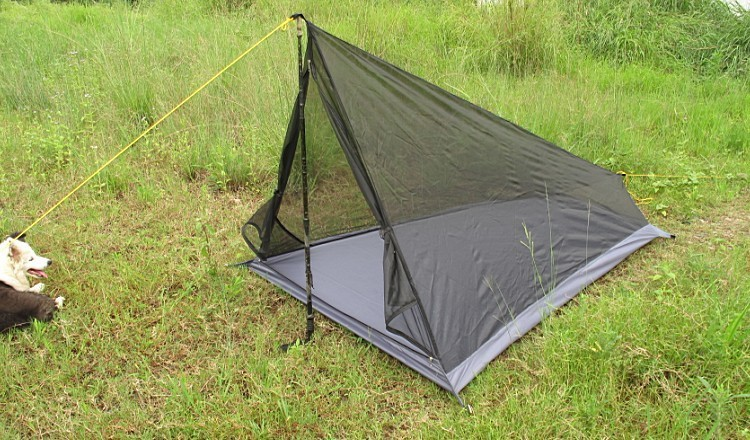 com mosquiteiro Verão 1-2 pessoas tendas Individuais