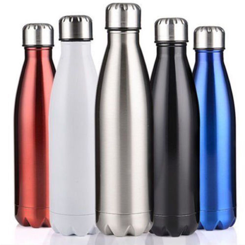 500ml Super Cool Insulated Flask Thermal Stainless Steel  1