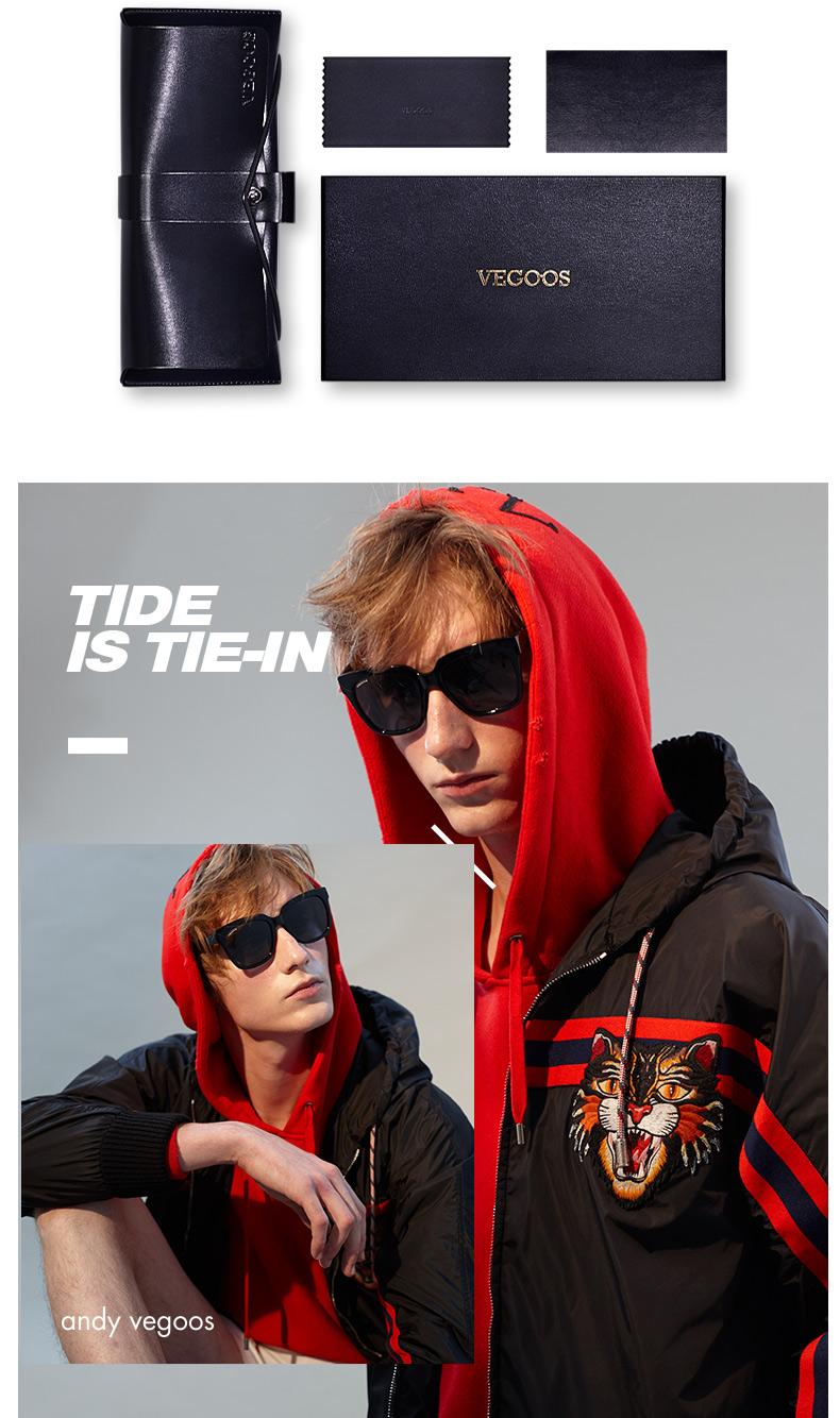 HTB1 MyTavxNTKJjy0Fjq6x6yVXaY - VEGOOS Real Polarized Sunglasses for Men and Women Sun Glasses Designer Brand Eyewear #6109