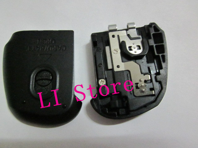 New Battery Cover Battery Door Battery Lid Cap For Canon Powershot SX130 Digital Camera Black (Free Shipping!)