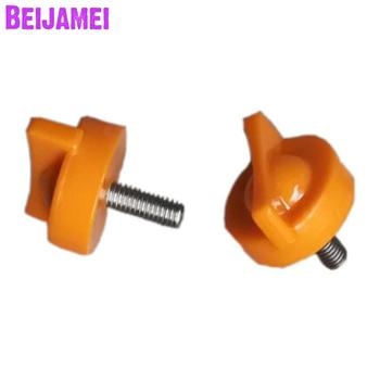Beijamei High quality 2pcs screws orange juicer parts automatic electric orange juicer machine extractor spare parts free shipping pc200 7 high pressure sensor 7861 93 1651 50mp a 903467 excavator electric parts digging machine parts