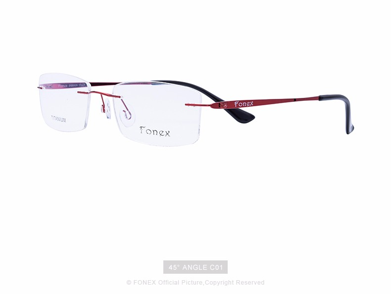 fonex-brand-designer-women-fashion-luxury-rimless-titanium-Square-glasses-eyeglasses-eyewear-myopia-silhouette-oculos-de-sol-with-original-box-F10009_11