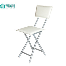 Japanese-style lockable folding portable folding chairs upholstered back chair leisure chairs exports contracted 10 provinces sh