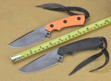 LW Liverton Outdoor High Hardness Tool D2 Blade Material G10 Handle EDC Outdoor Survival Test