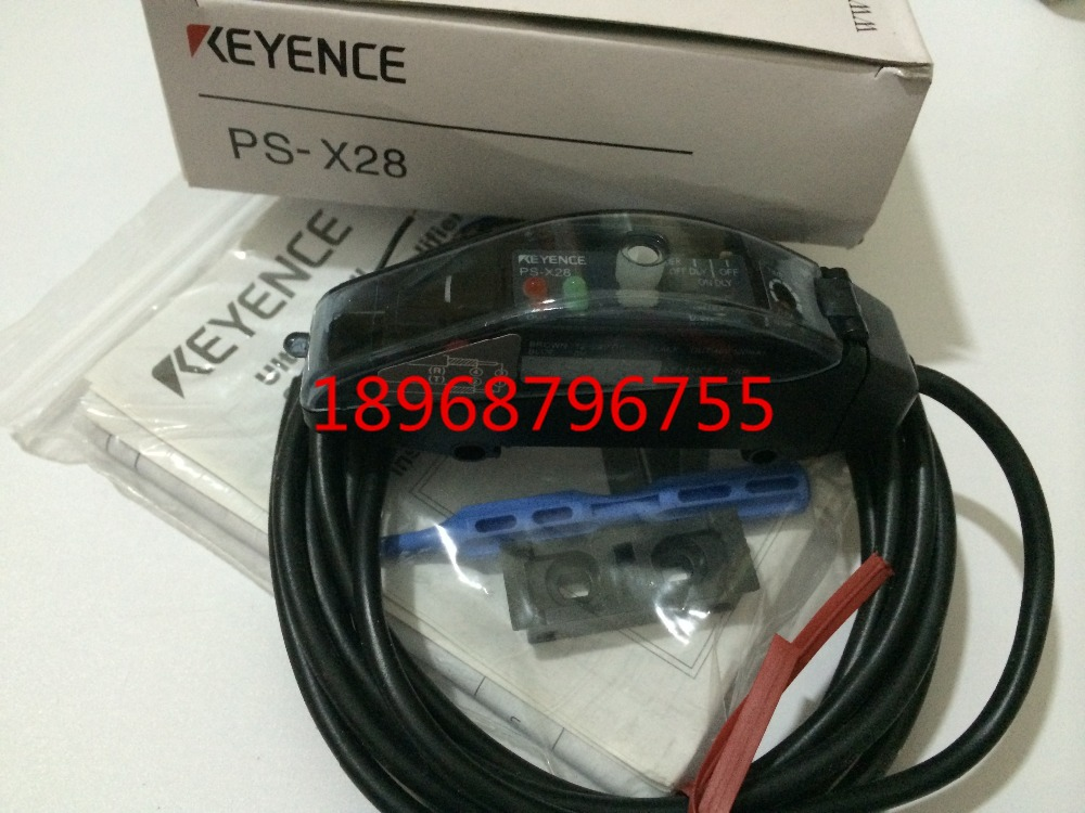 Photoelectric switch PS-X28 keyence fiber amplifier