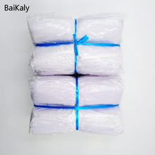 Organza-Bags Packaging Jewelry-Gift Drawstring White 10x15cm 9x12 1000pcs 7x9 11sizes