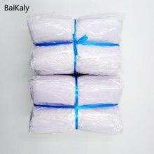 Sacos de organza brancos de 11 tamanhos, sacos 7x9 9x12 10x15cm, embalagens de joias para presente sacos de cordão aplicar para casamento/aniversário/natal