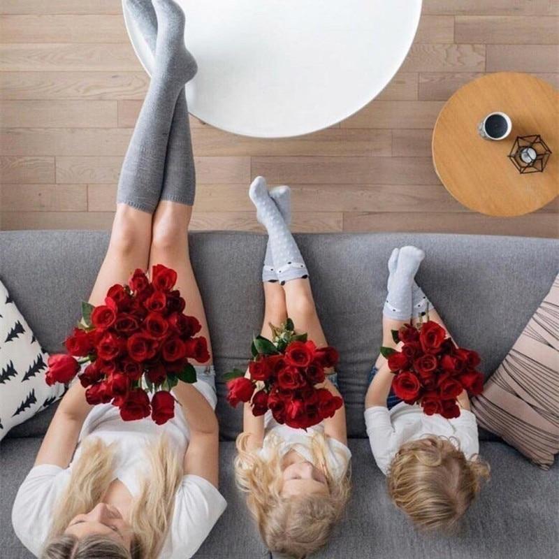 Mignon Décoration Bébé Fille Garçon Unisexe Blanc Off-Blanc Bleu Rose Pom Pom Chaussettes