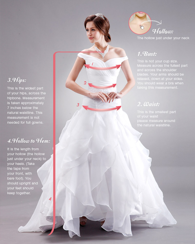 Classical Womens Angel Wedding Dress Ball Gown Lace Up Back