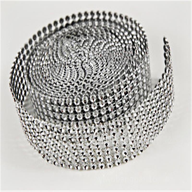 Հարսանյաց ձևավորում 1 արծաթե ադամանդե - Տոնական պարագաներ - Լուսանկար 2