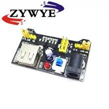Smart Electronics MB102 MB-102 Solderless Breadboard Power Supply Module 3.3V 5V for Arduino Board Diy Starter Kit