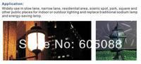 Ip64 للماء 27 واط أدى أضواء الشوارع للبيع ، e26 e27 e39 e40 قاعدة ، 330 درجة ، ac100-240v ، 5 سنة الضمان ، 4 قطعة/الوحدة الترويج!