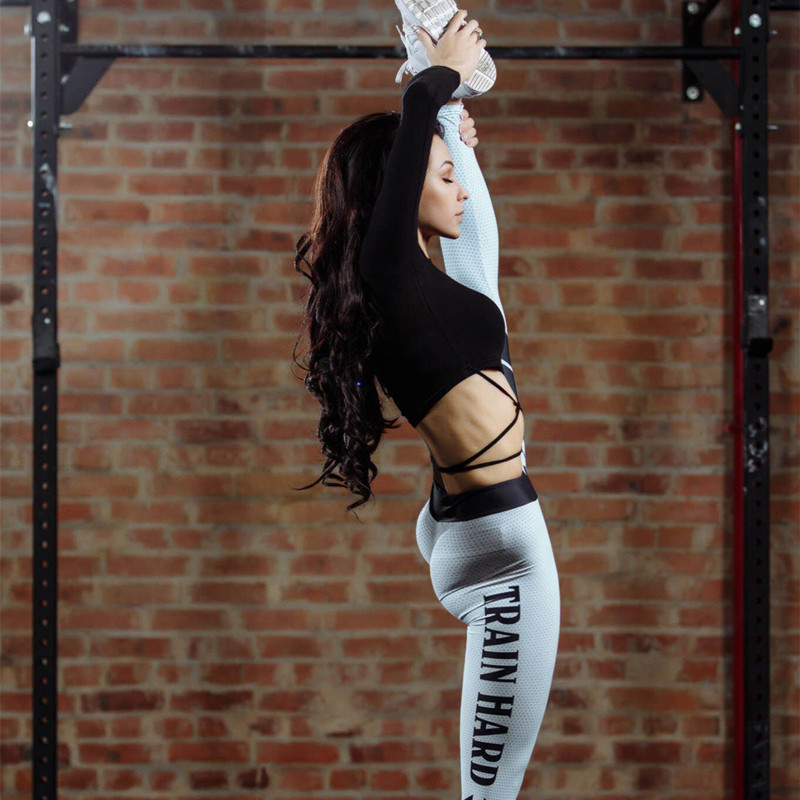 SVOKOR-Fitness-Leggings-Women-High-Waist-Elasticity-Letter-Print-Causal-Pants-Breathable-Adventure-Time-Push-Up (2)