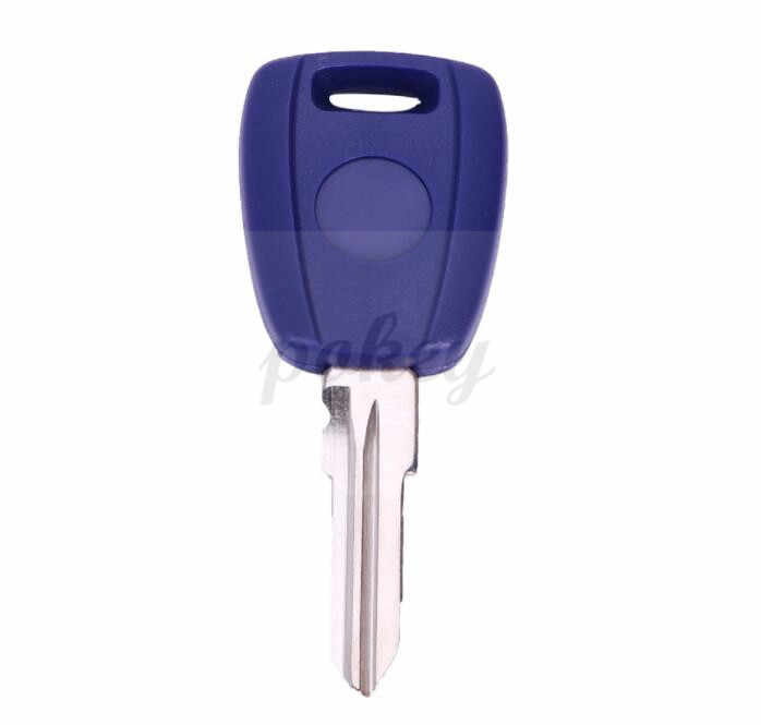 Voor Fiat Stilo Punto Seicento Vervangende Afstandsbediening Transponder Autosleutel Shell Case Fob 1 Knop