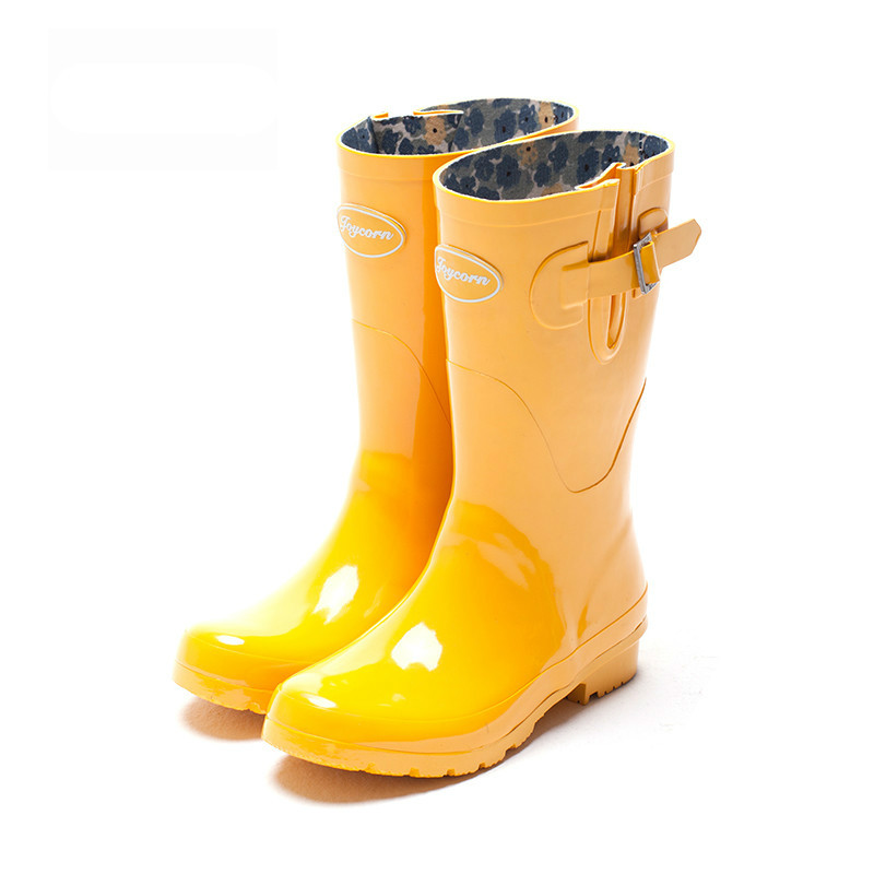 fashion rain boots for women page 1 - ankle