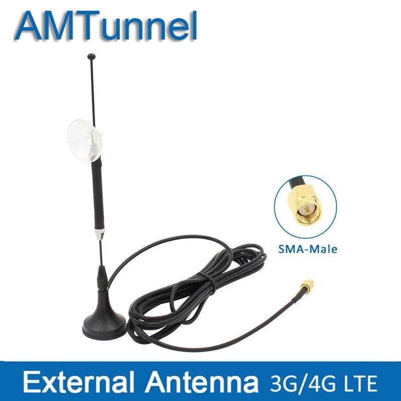 4G antenne 3G 4G LTE antenne avec SMA mâle antenne 10dBi 3G routeur antenne externe pour Huawei 4G routeur wifi routeur et modem