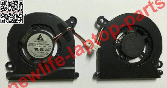 Original nuevo original NP900X4C NP900X4D 900X4 CPU COOLER FAN BA31-00131A prueba de buen envío libre