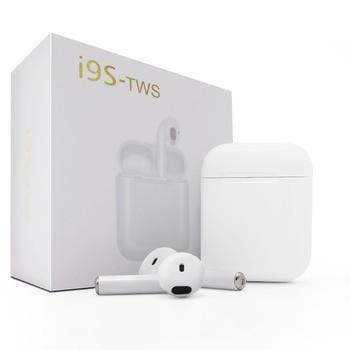 IFANS i9s tws Twins наушники мини беспроводные Bluetooth наушники Air Pod гарнитуры Стерео Наушники Беспроводные для Xiaomi IPhone Android