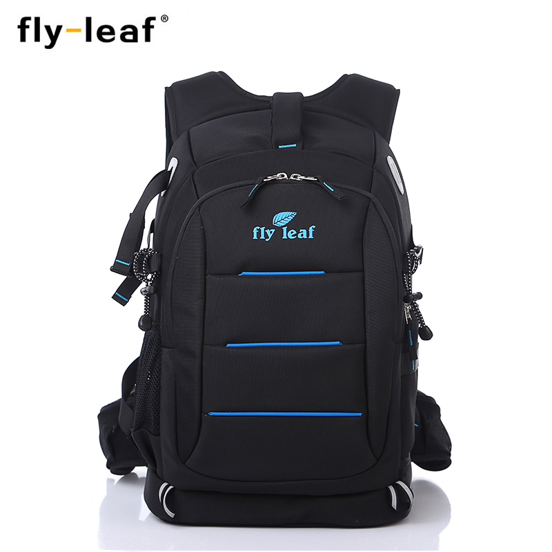 FL 336 DSLR Camera Bag Photo Bag Camera Backpack Universal Large Capacity Travel Backpack For Canon/Nikon Digital Camera