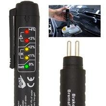 Universal Car Fluid Check Pen Car Brake Liquid Digital Tester for Renault Koleos Clio Scenic Megane Duster Sandero Captur Twingo