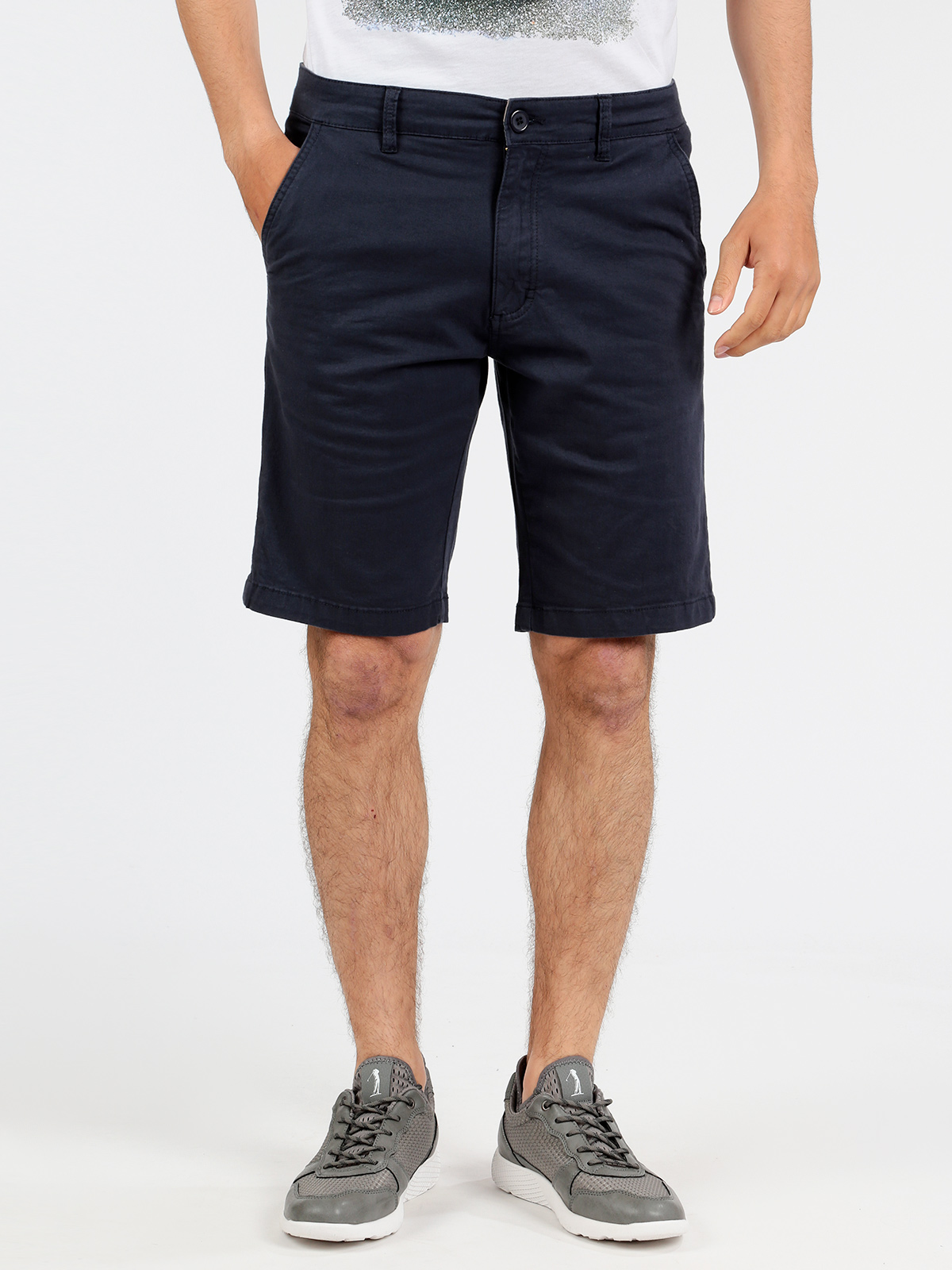 Bear Men's Summer Casual Shorts