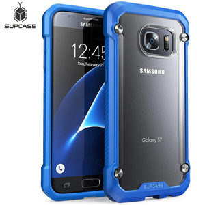 Image 2 - Voor Samsung Galaxy S7 Case SUPCASE UB Serie TPU Bumper + PC Premium Hybrid Beschermhoes Back Cover Met Retail pakket