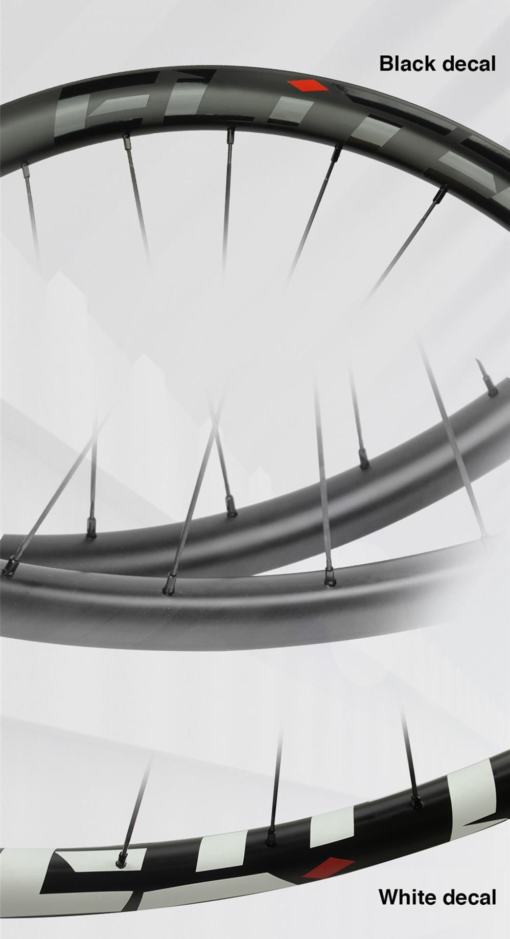 HTB1 N39bb9YBuNjy0Fgq6AxcXXaa - ELITE DT Swiss 350  All Mountain Wheelset 30mm*30mm Rim Tubeless 27.5 MTB Wheel Japan Toray T700 Carbon Fiber 1515g Only