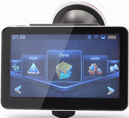 5 inch Touch Screen GPS Navigator Windows CE 6.0 Core GPS Navigation with FM Transmitter 800f 7 resistive screen win ce 6 0 car gps navigator black