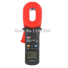 UNI-T UT273 0.01-1000ohm w/Auto Calibration & Resistance Limit Alarm Auto Range Digital Clamp Earth Ground Resistance Testers