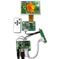 HDMI LCD Controller Board 5inch ZJ050NA 08C Replacement AT050TN22 640x480 Lcd