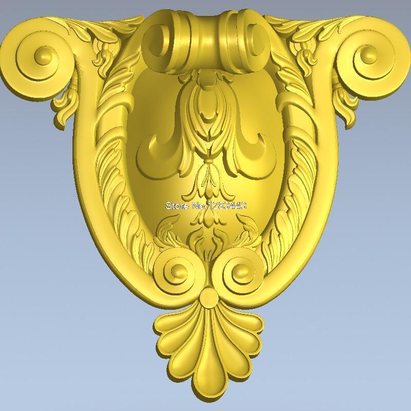 High Quality New 3D Model For Cnc 3D Furniture Decoration 3D Carved Figure Sculpture Machine In STL File Decor_87