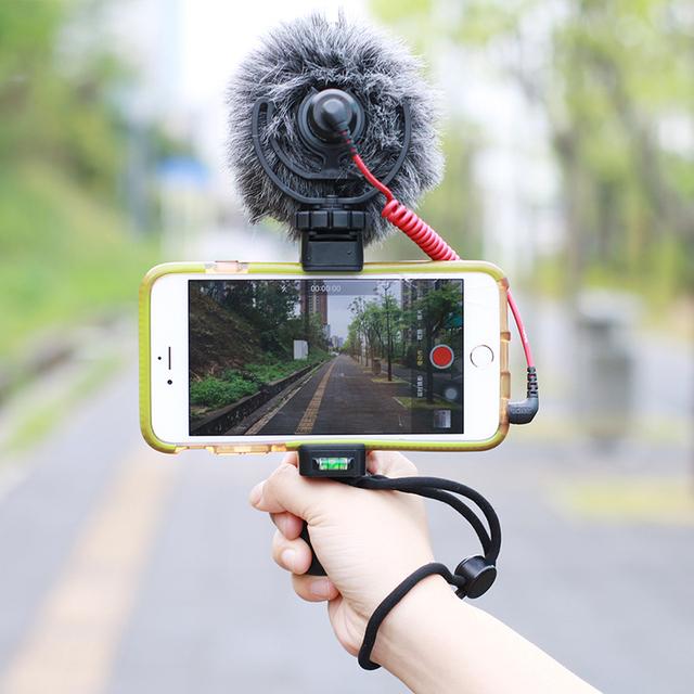 F-Mount Smartphone Grip