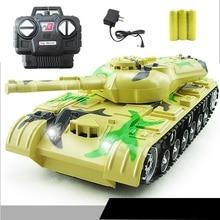 Развивающие игрушки для детей беспроводной пульт дистанционного управления бак 5820 RC Танк моделирование битва дистанционного управления Танк игрушечные модели RC игрушки подарки