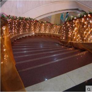 Image 3 - ¡Año Nuevo! Guirnaldas De luces Led para Navidad decoración De boda, CA 110 220v, 10x0,65 m, luces Led De Cortina