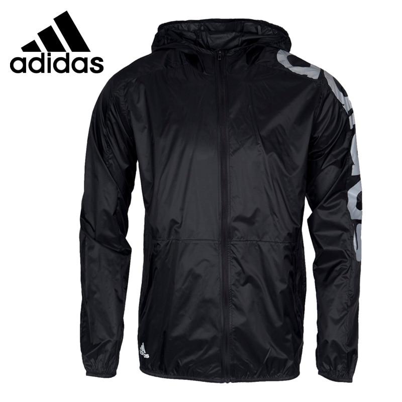 Original New Arrival 2017 Adidas WB LIN LIGHTWGT Men's jacket Hooded Sportswear original new arrival 2017 adidas wb lin lightwgt men s jacket hooded sportswear