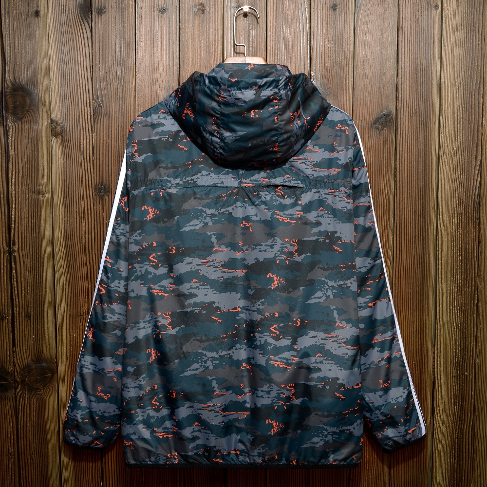10XL 8XL 6XL 5XL 2017 Frühling männer Camouflage Mantel Mens