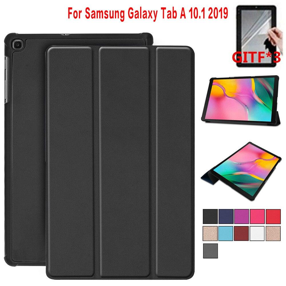 3 PCs Free Screen Protectors for Samsung Galaxy Tab A 2019 10.1