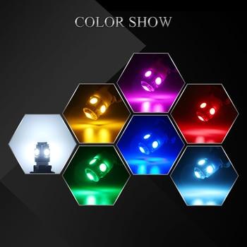 4 pcs T10 LED 12S Bulb 5050 Chip 5SMD W5W 194 168 LED Car Light Bulbs for Automobile Reading White Amber Blue Car Auto Light 8