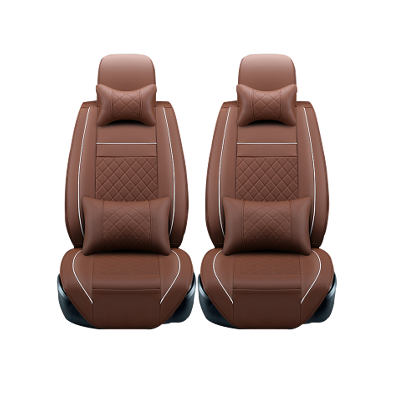 Leather car seat covers For BYD F0 F3 F3R G3 G3R L3 F6 G6S6 E6 E6 M6 seat covers car accessories styling шаровая f3 l3 g3 f3r