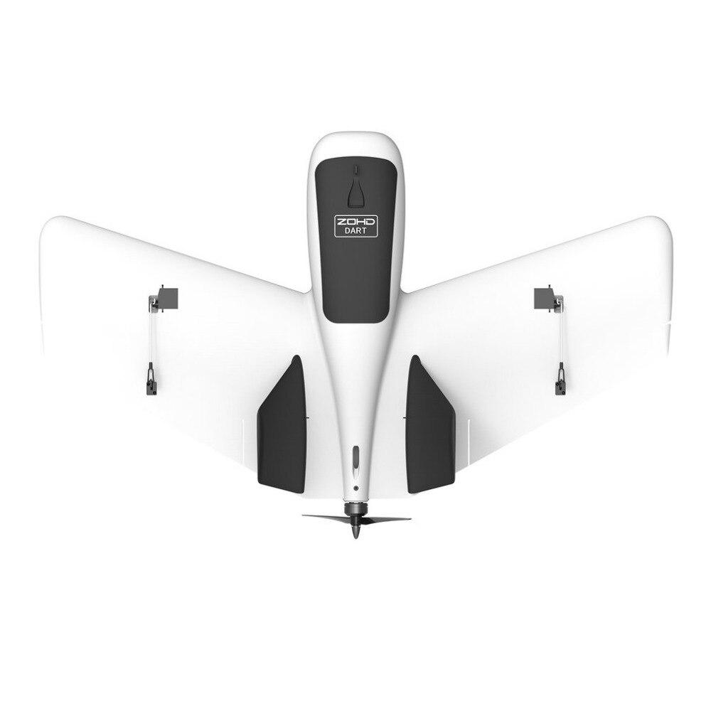ZOHD dardo ala Sweepforward 635mm envergadura FPV Drone girocompás incorporado desmontable EPP ala Delta Racing RC avión PNP modelo